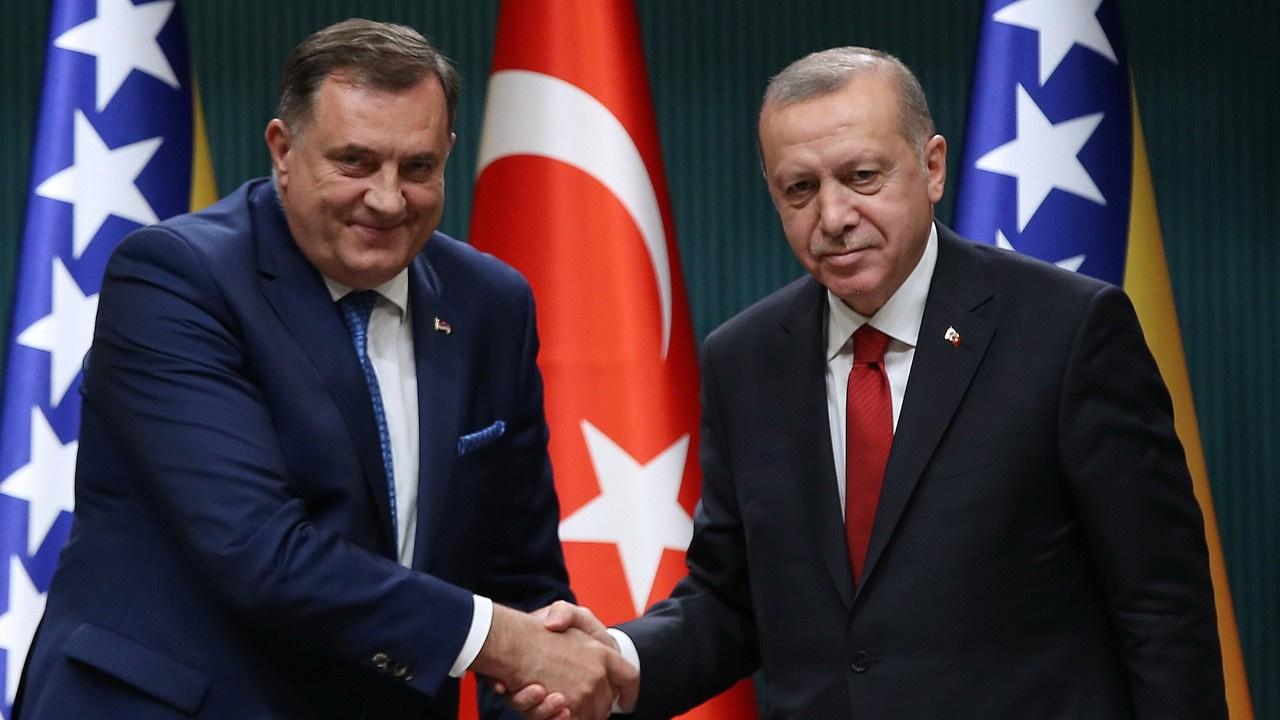 Erdoğan'dan 'Türk Akım'ı açıklaması
