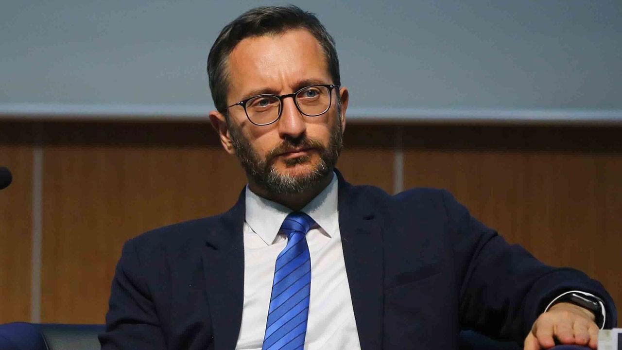 Fahrettin Altun'dan Arap Birliği'nin bildirisine kınama