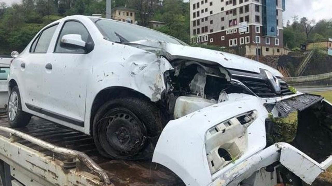 MHP MYK üyeleri kaza yaptı