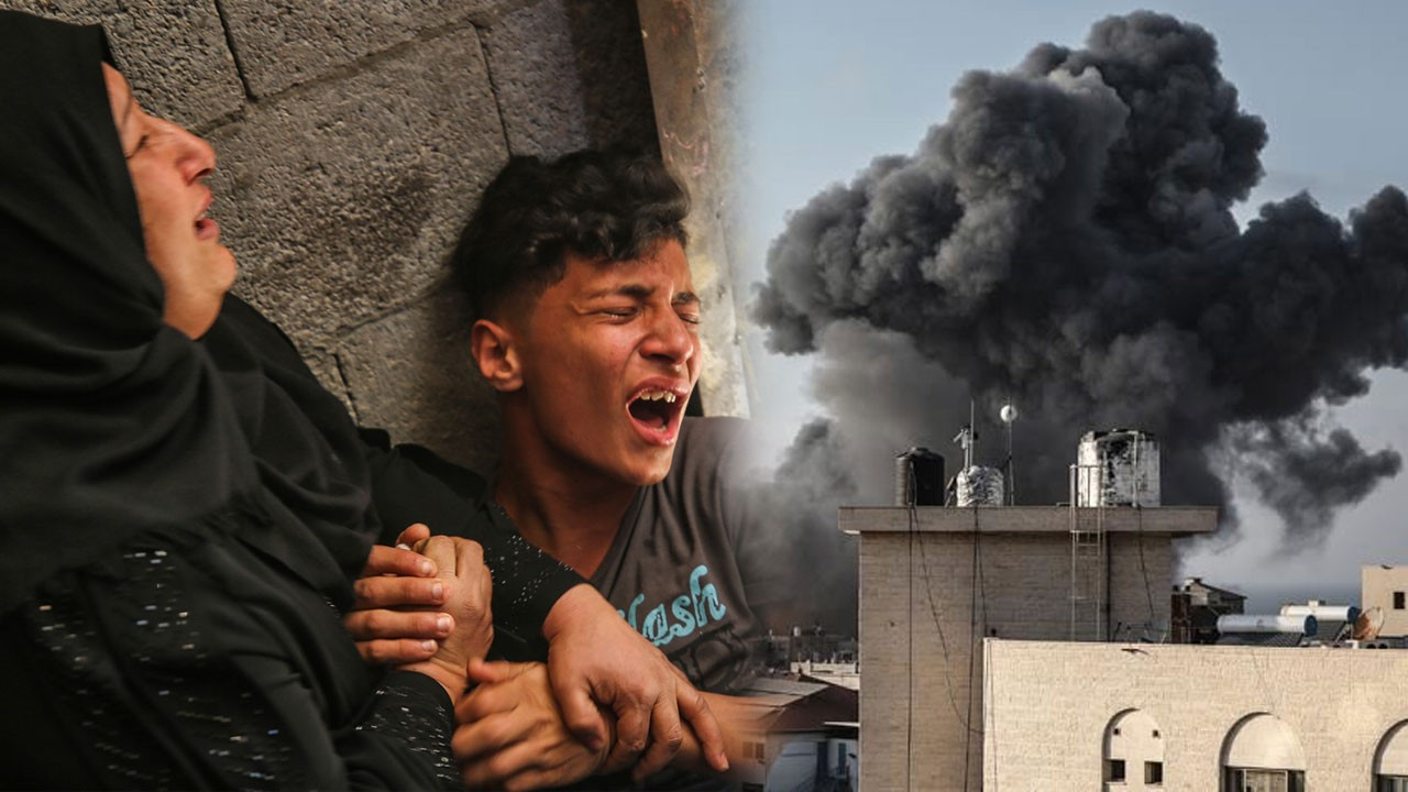 Gazze'de şehit olan 3 gencin cesedine ulaşıldı
