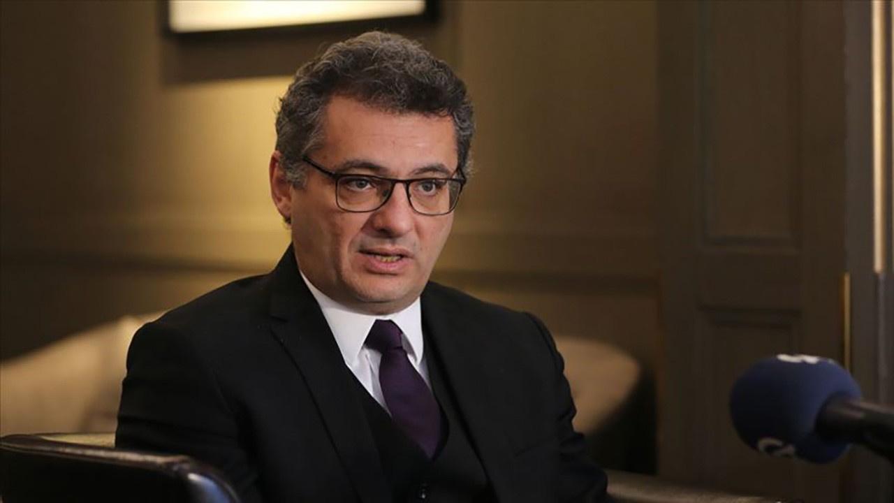 KKTC Başbakanı istifasını Cumhurbaşkanına sundu