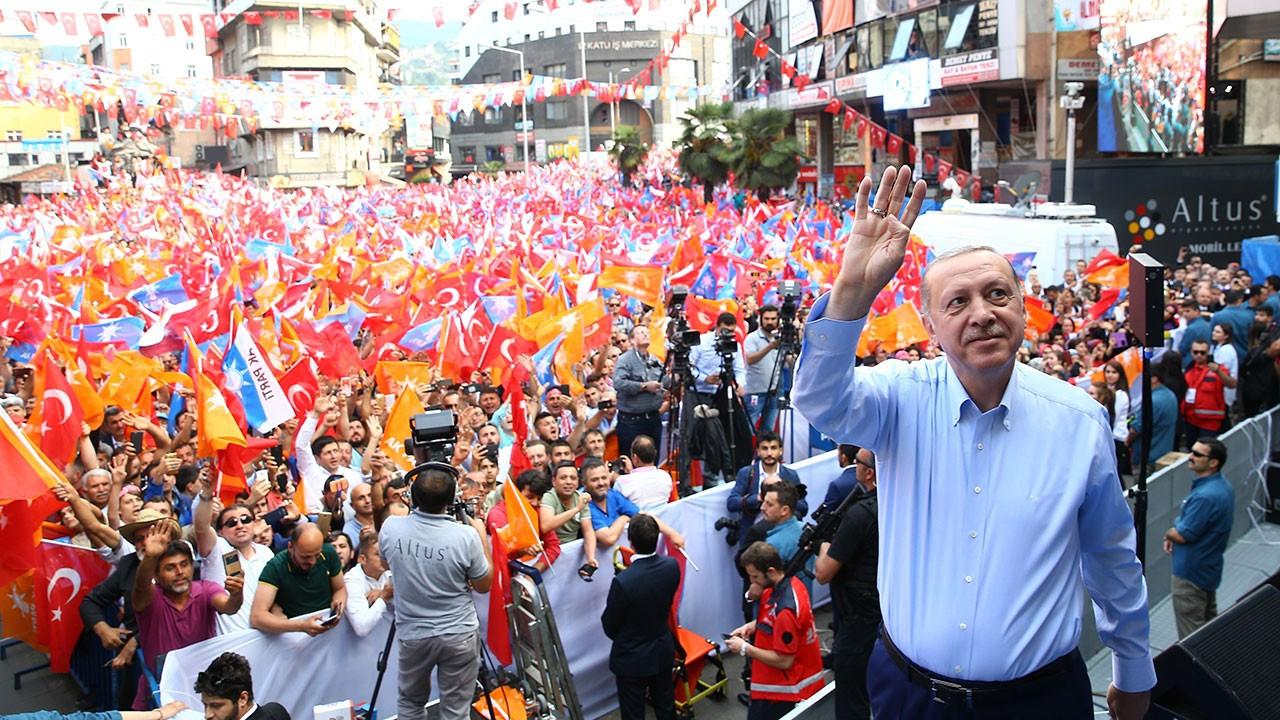 Erdoğan İstanbul stratejisini belirledi