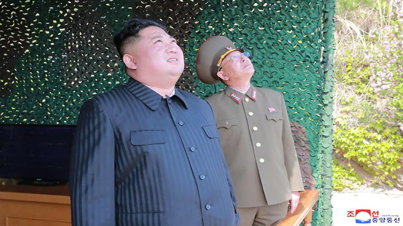 Kuzey Kore'den 'çok kritik' tatbikat!