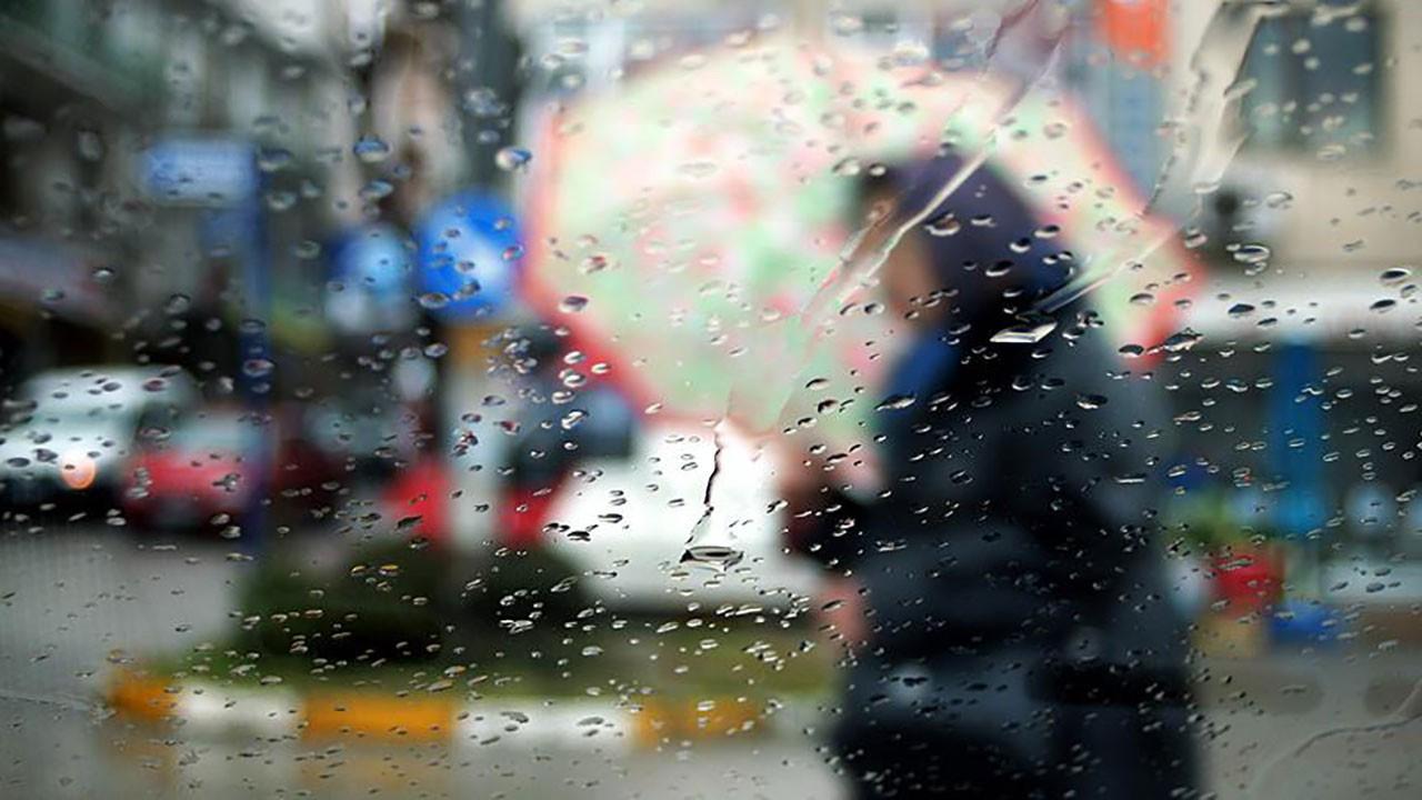 Meteoroloji uyardı: Gök gürültülü sağanak yağış ge
