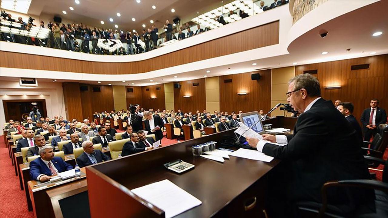Ankara B.Belediyesi toplantısı canlı yayımlandı