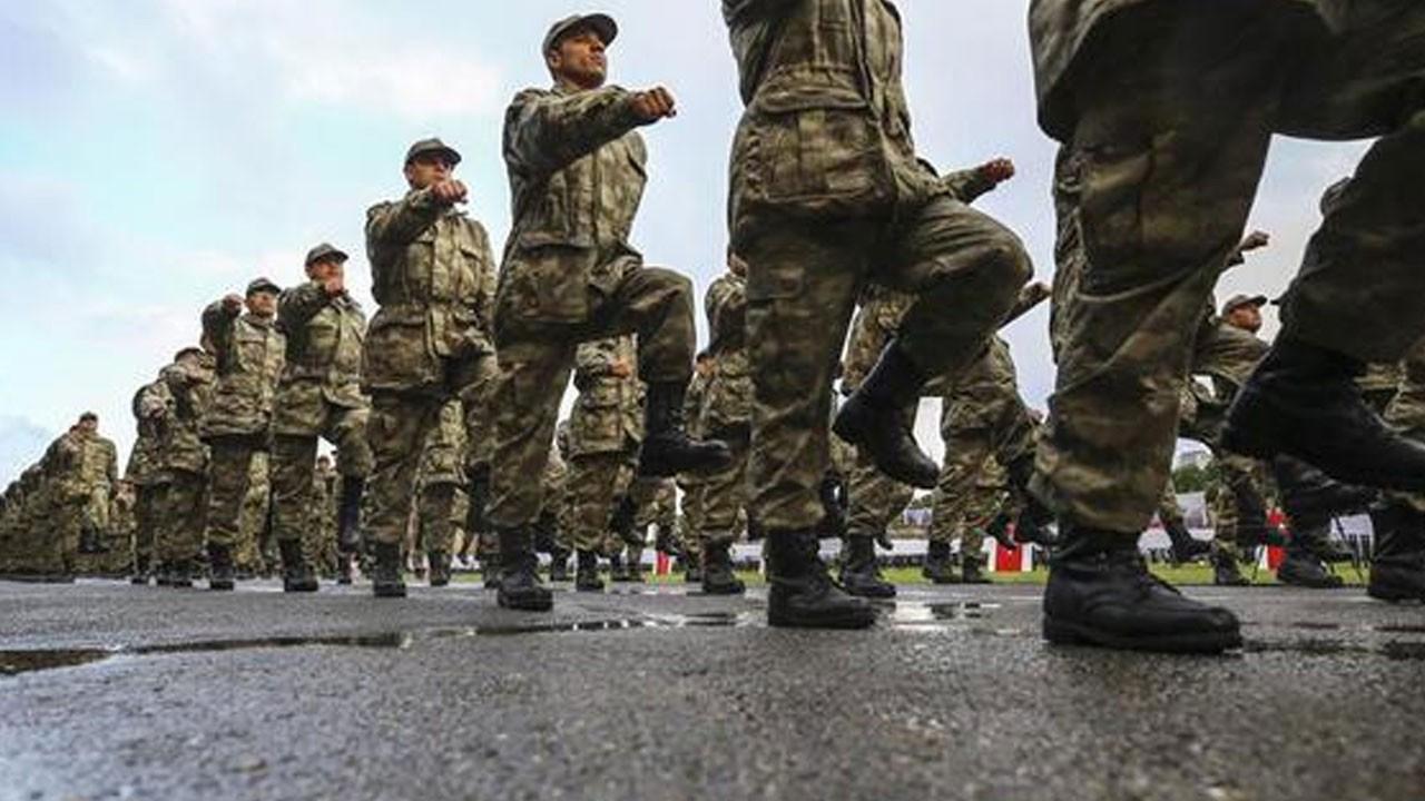Yeni askerlik sistemi kanun teklifi TBMM'de
