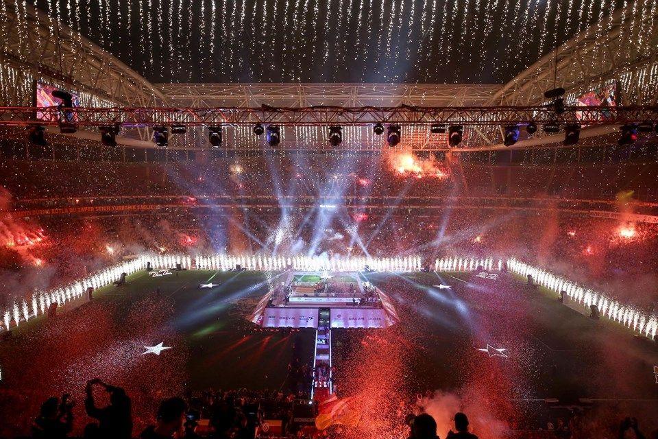 Galatasaray 22'nci şampiyonluğunu kutladı - Sayfa 3