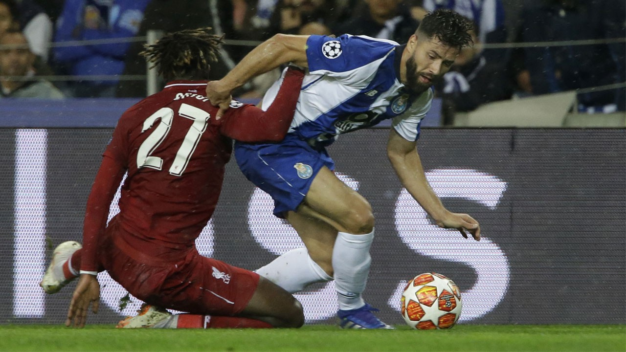Porto'dan Atletico Madrid'e!