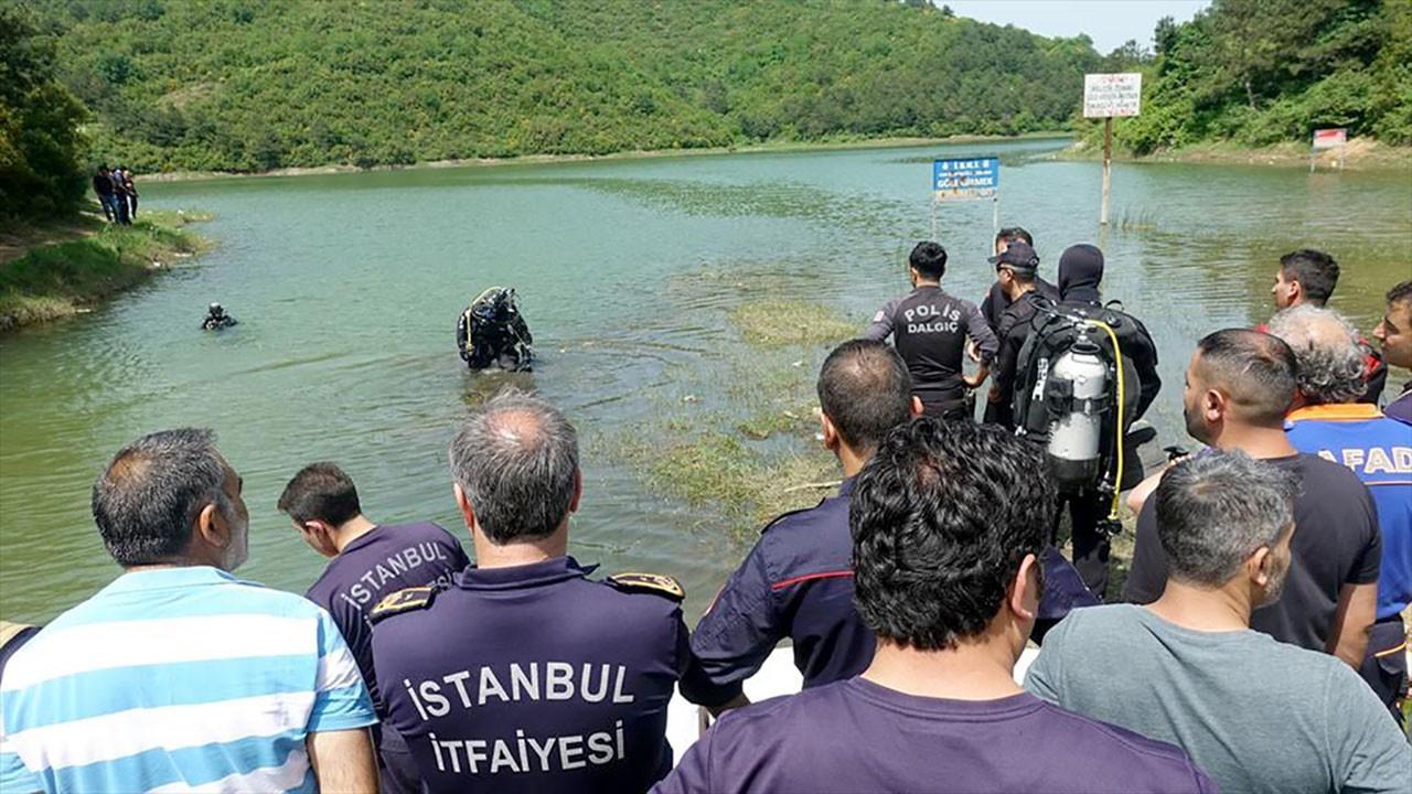 İstanbul'da baraja giren iki çocuk boğuldu