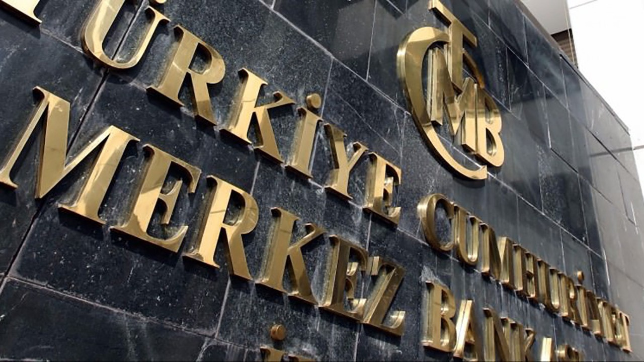 Merkez Bankası resmi rezerv varlıkları azaldı