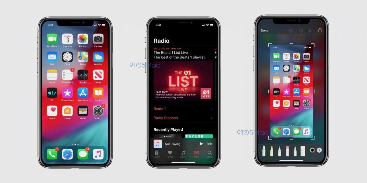 iOS 13'ün ekran görüntüleri sızdı - Sayfa 2
