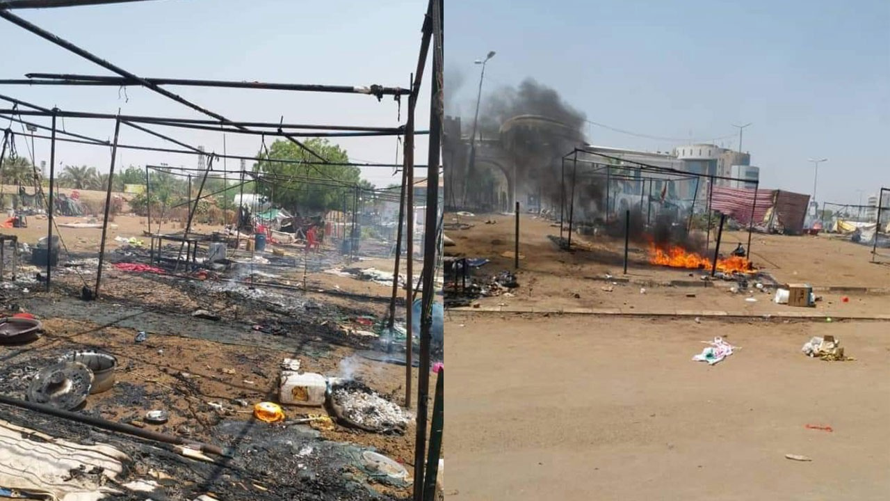 Sudan'da gösterilere müdahale: 13 ölü