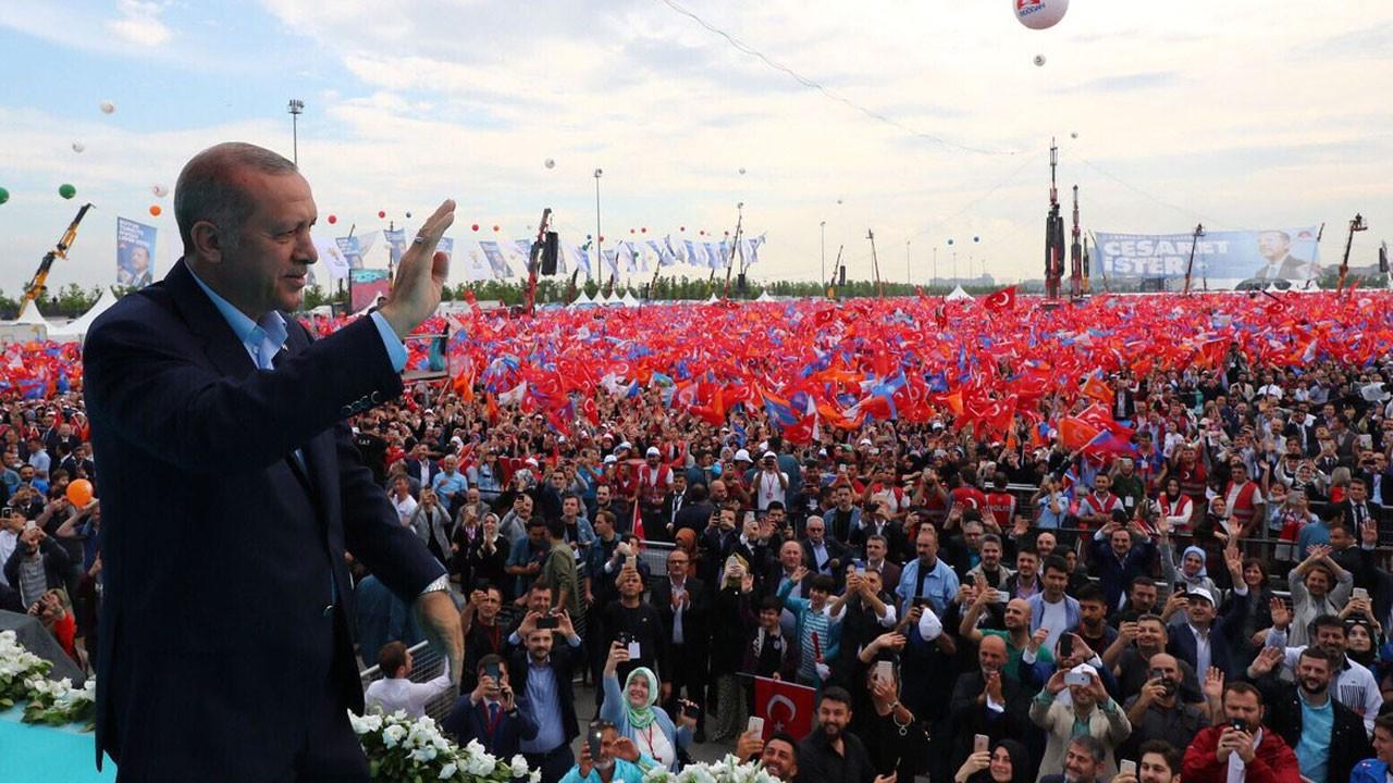 Erdoğan'ın İstanbul kararı: Miting yok!