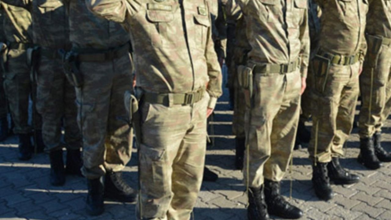 Askerlik teklifi Genel Kurul'da