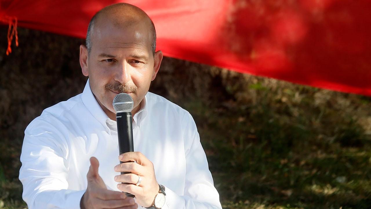 Soylu, İmamoğlu'na yüklendi: Beleş siyaset