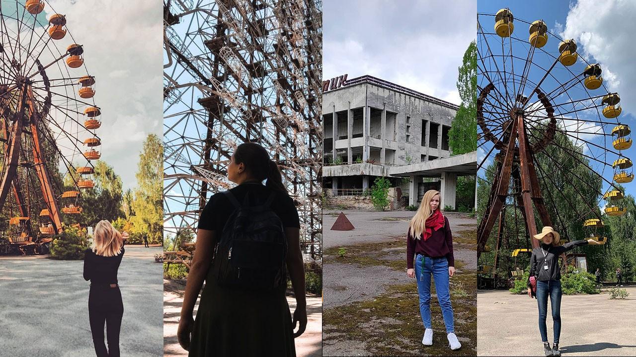 Çernobil ile turizm de patladı