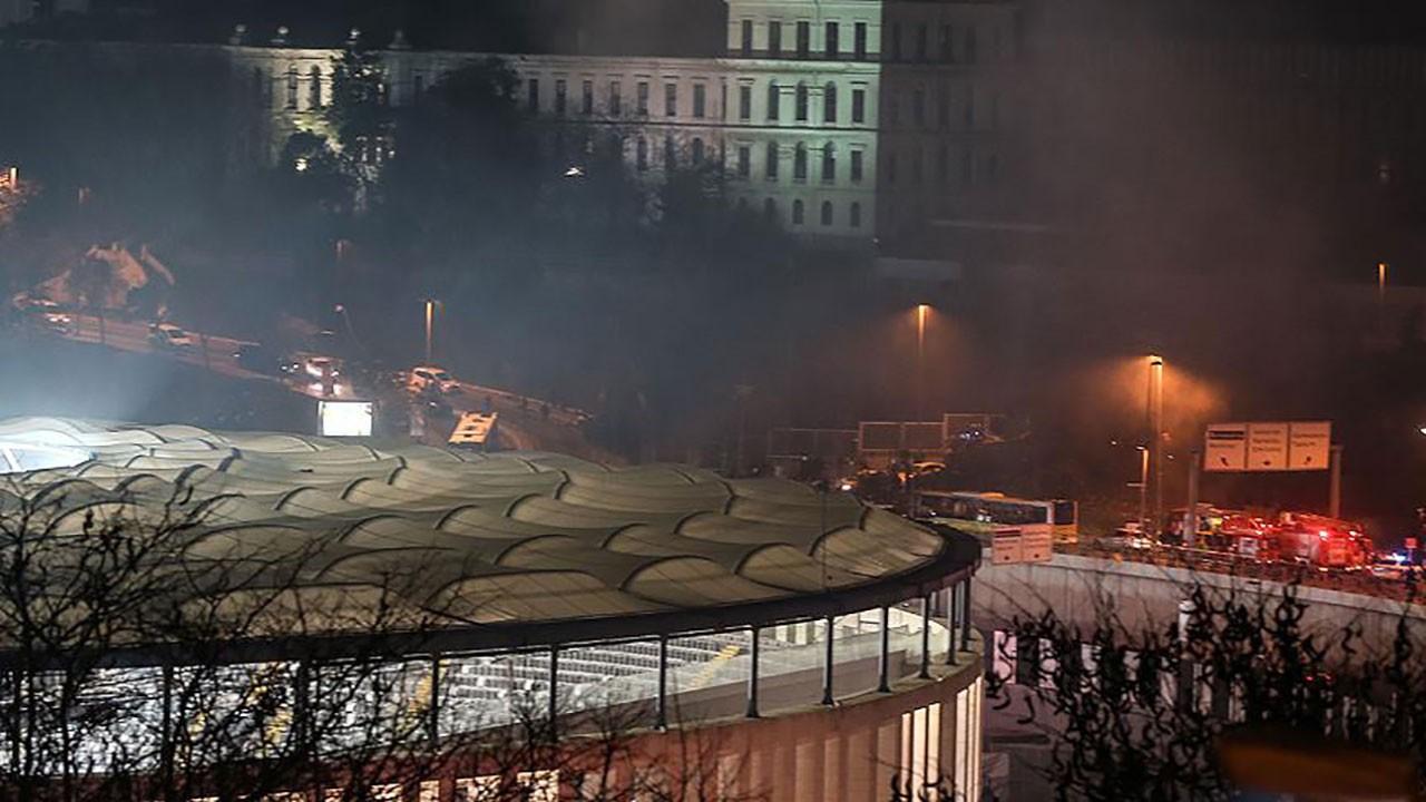 Beşiktaş saldırısının faili terörist yakalandı