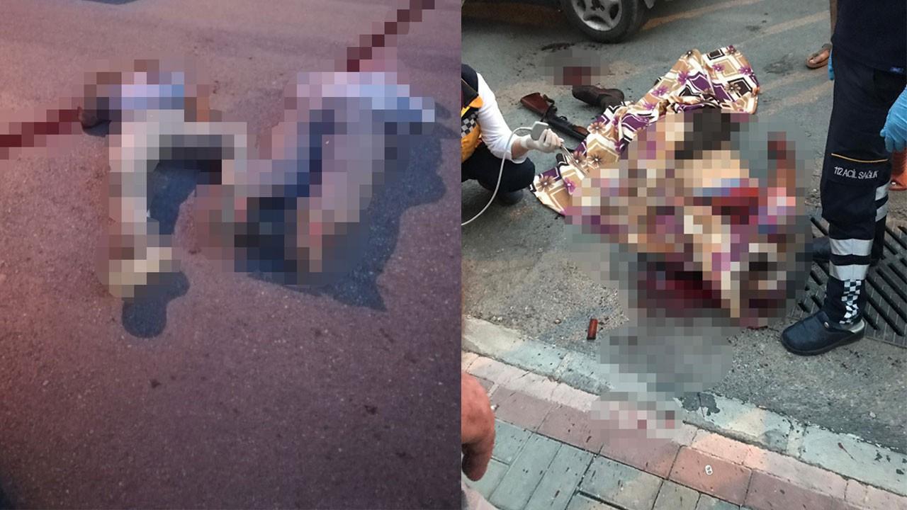 Mersin'de korkunç olay!.. Pompalı tüfekle dehşet saçtı!