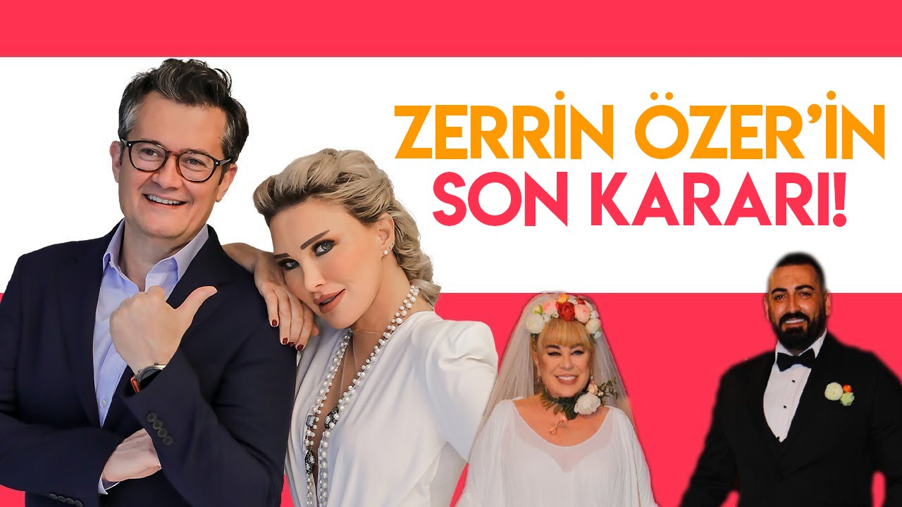 Zerrin Özer'in son kararı: Boşanıyorum