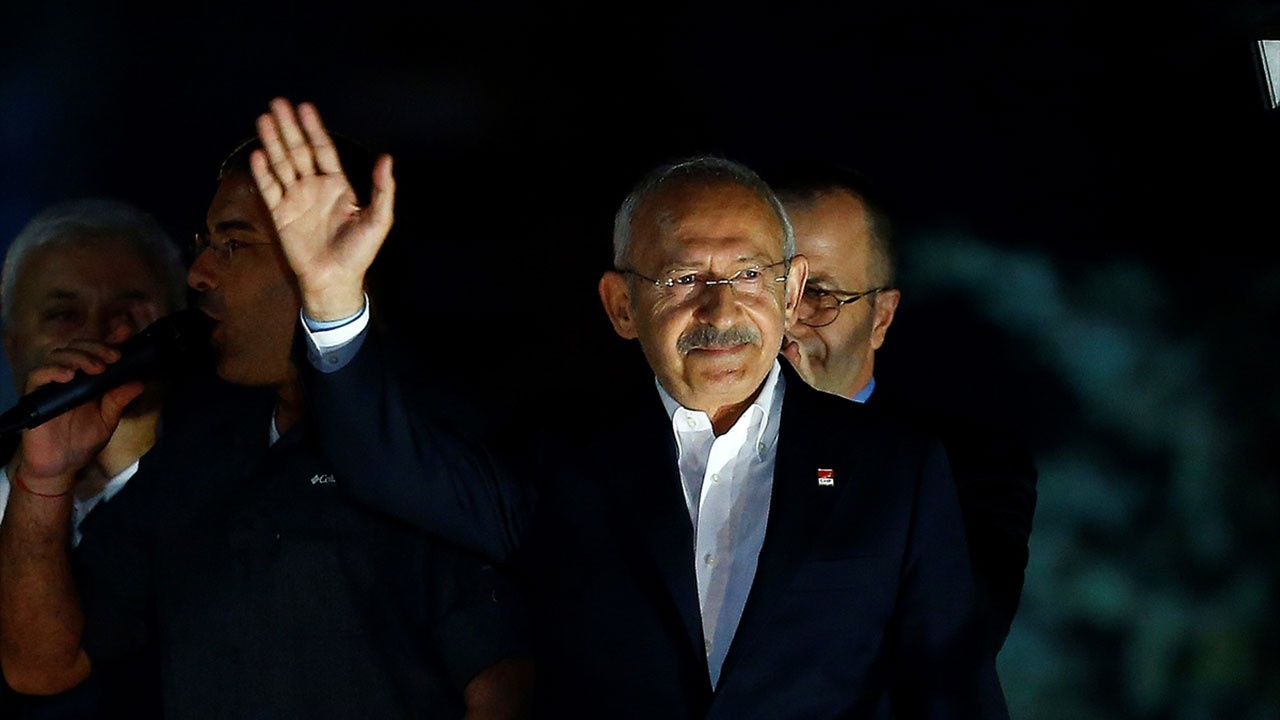 Kılıçdaroğlu'ndan canlı yayında açıklama