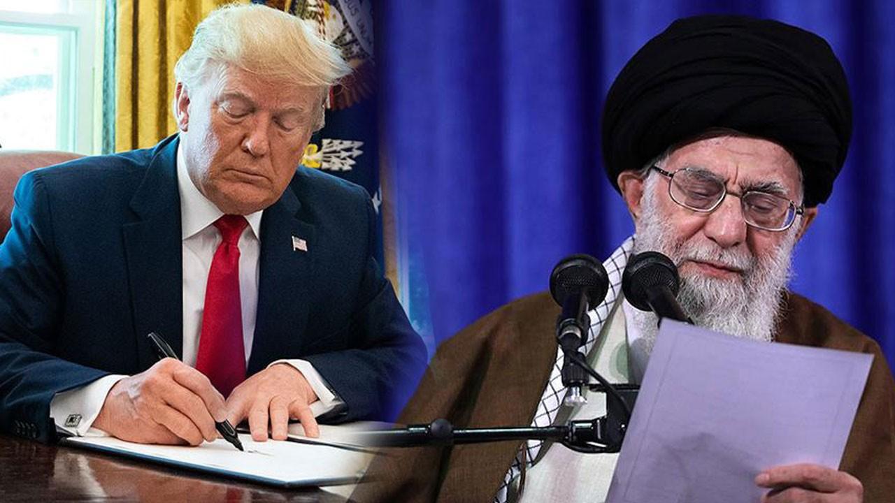 Trump'tan çok kritik İran açıklaması!.. 'Evet, buna yetkim var'