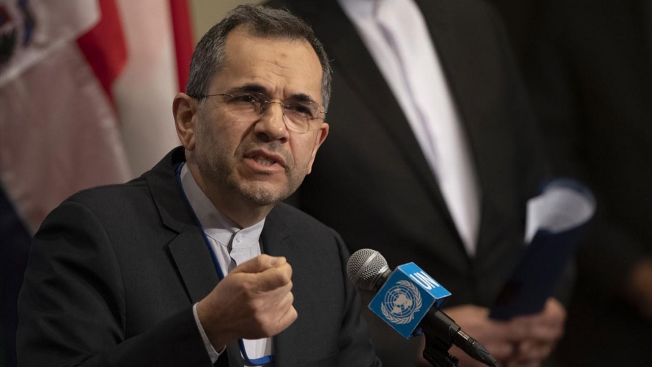 BMGK'deki toplantıya alınmayan İran'dan tepki!