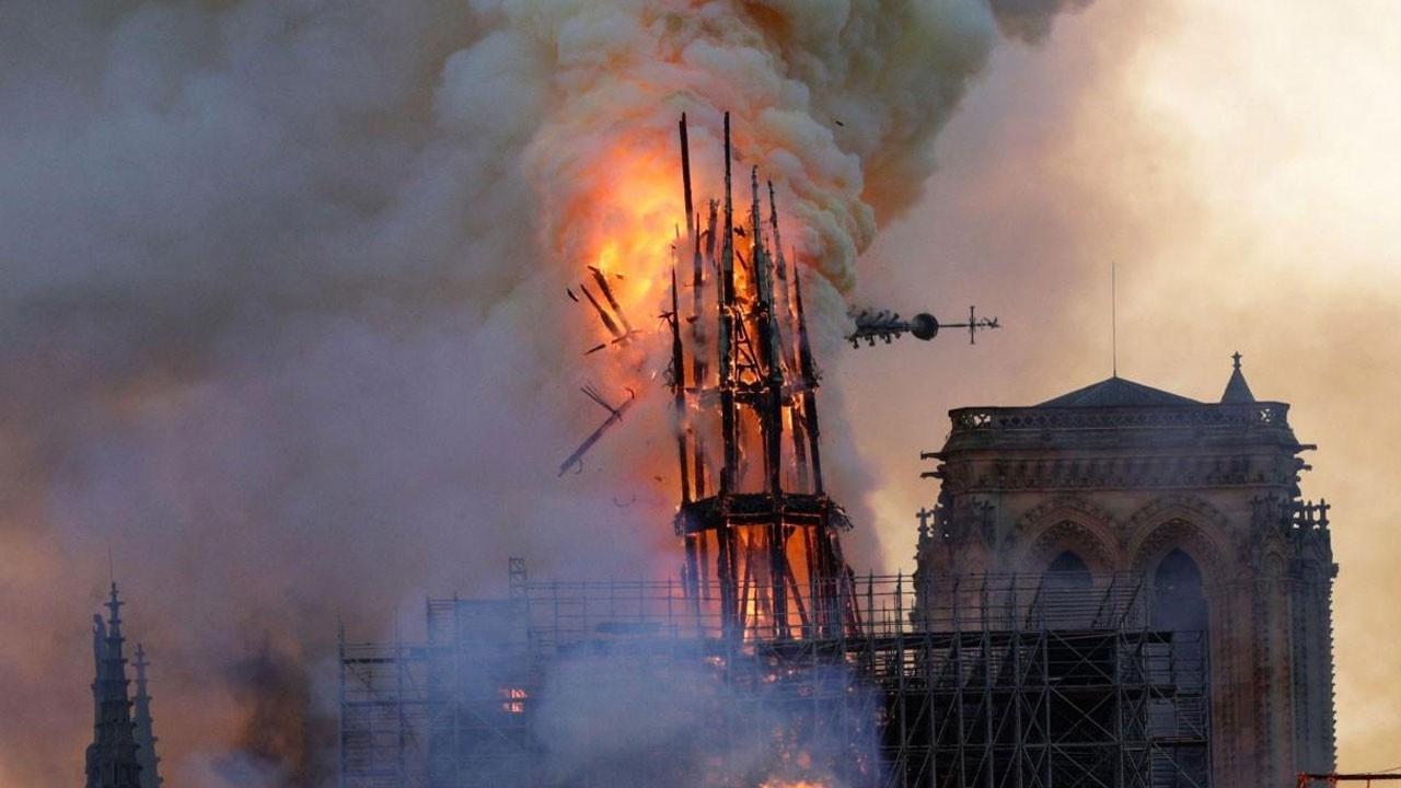 Notre Dame yangının nedeni açıklandı