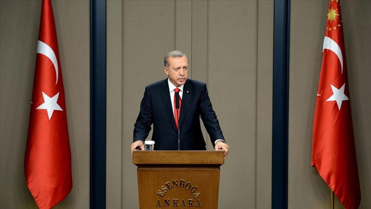 Erdoğan: Yaptırım olacağı izlenimi almadım