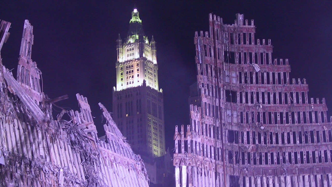 11 Eylül saldırısının görülmemiş fotoğrafları