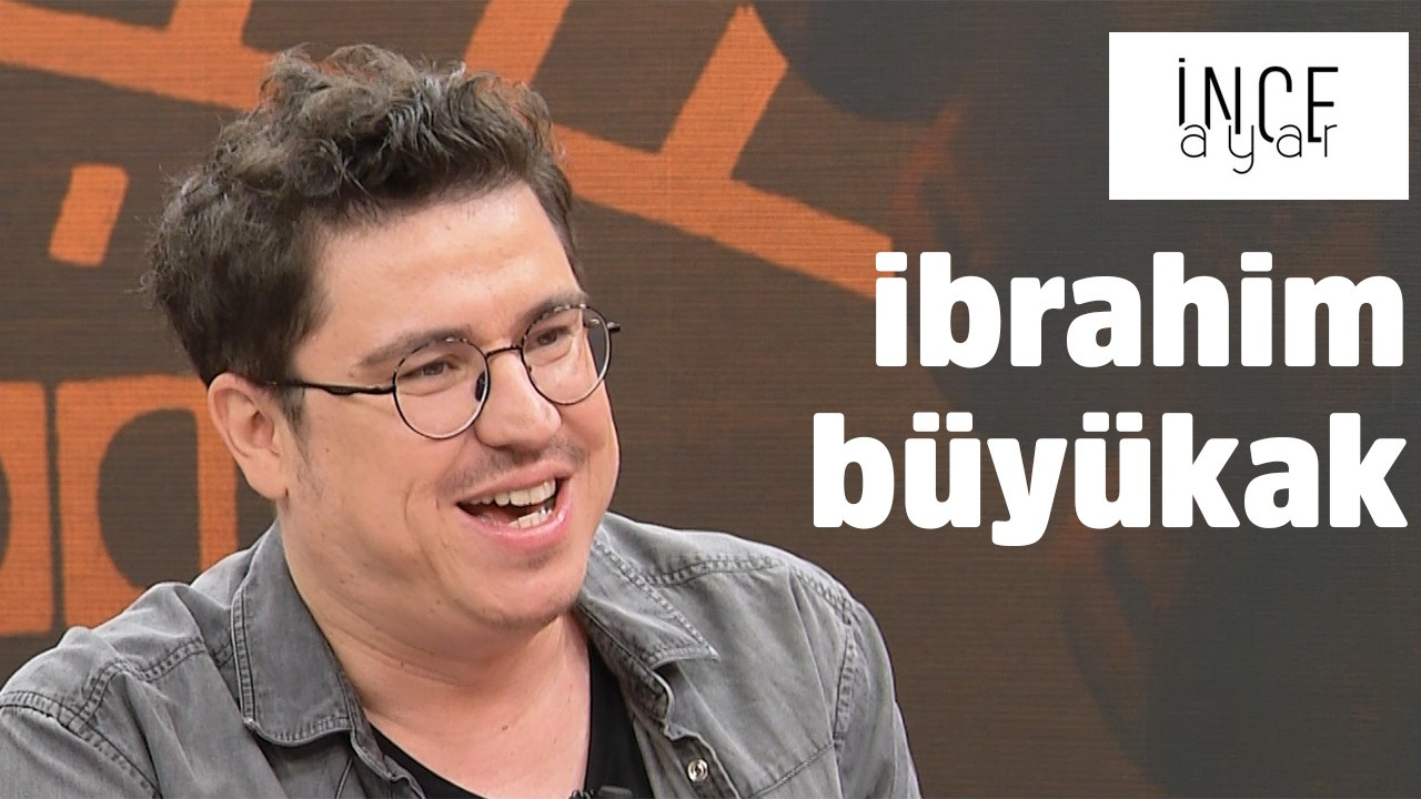 İktisat mezunu mizah yazarı İbrahim Büyükak