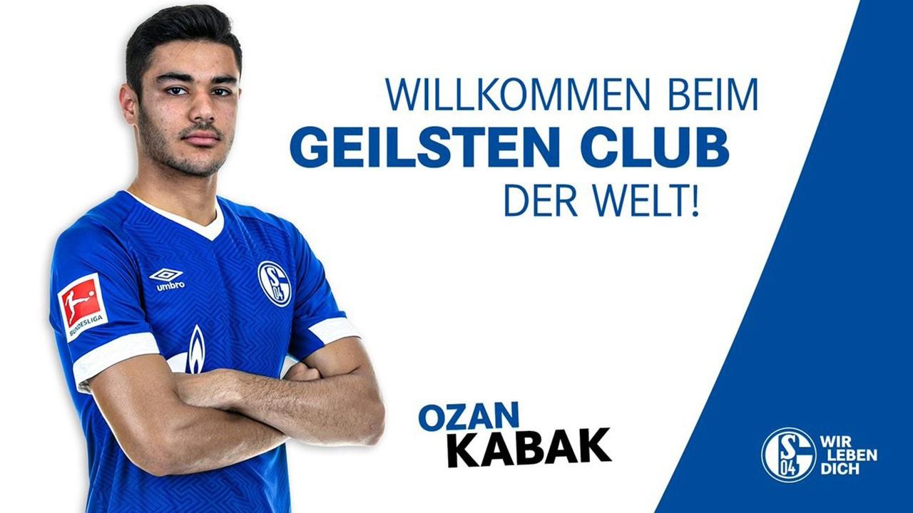 Ozan Kabak, 5 yıl Schalke 04'te!