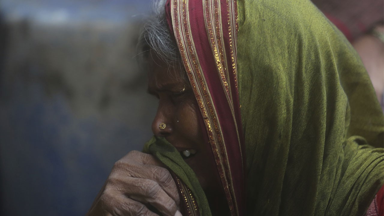 Hindistan'da baraj faciası!