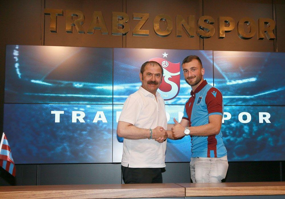 İşte Trabzonspor'da gelenler ve gidenler - Sayfa 4
