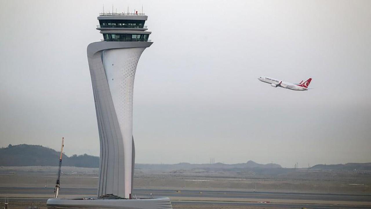İstanbul Havalimanı'nda 74 saniyede bir sefer yapıldı!