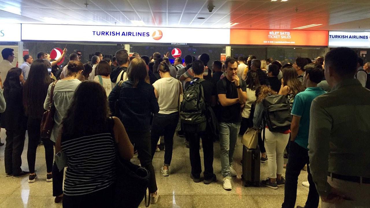 Anadolujet uçağında arıza: O sefer iptal
