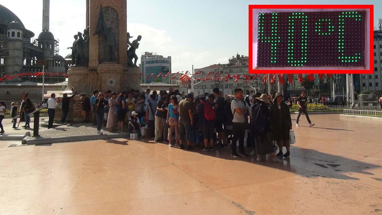 Adana değil İstanbul!.. İnsanlar nereye sığınacaklarını şaşırdı!