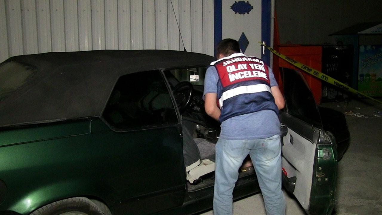 Kahramanmaraş'ta korkunç olay!.. Araç içinde eşini başından vurdu!