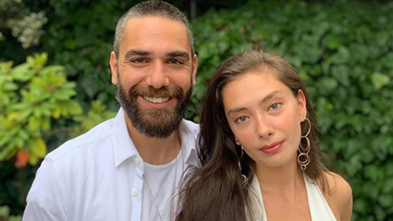 Kadir Doğulu'dan Neslihan Atagül'e evlilik yıl dönümü videosu