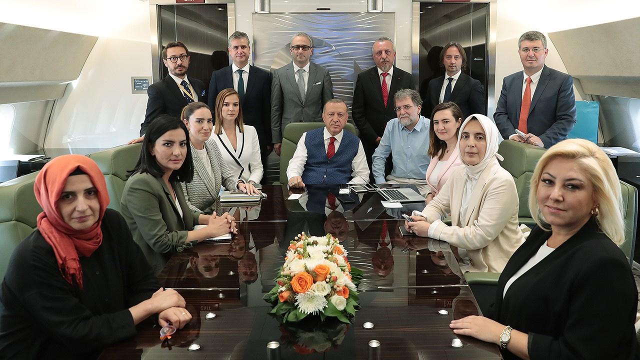 Cumhurbaşkanı Erdoğan yurda döndü