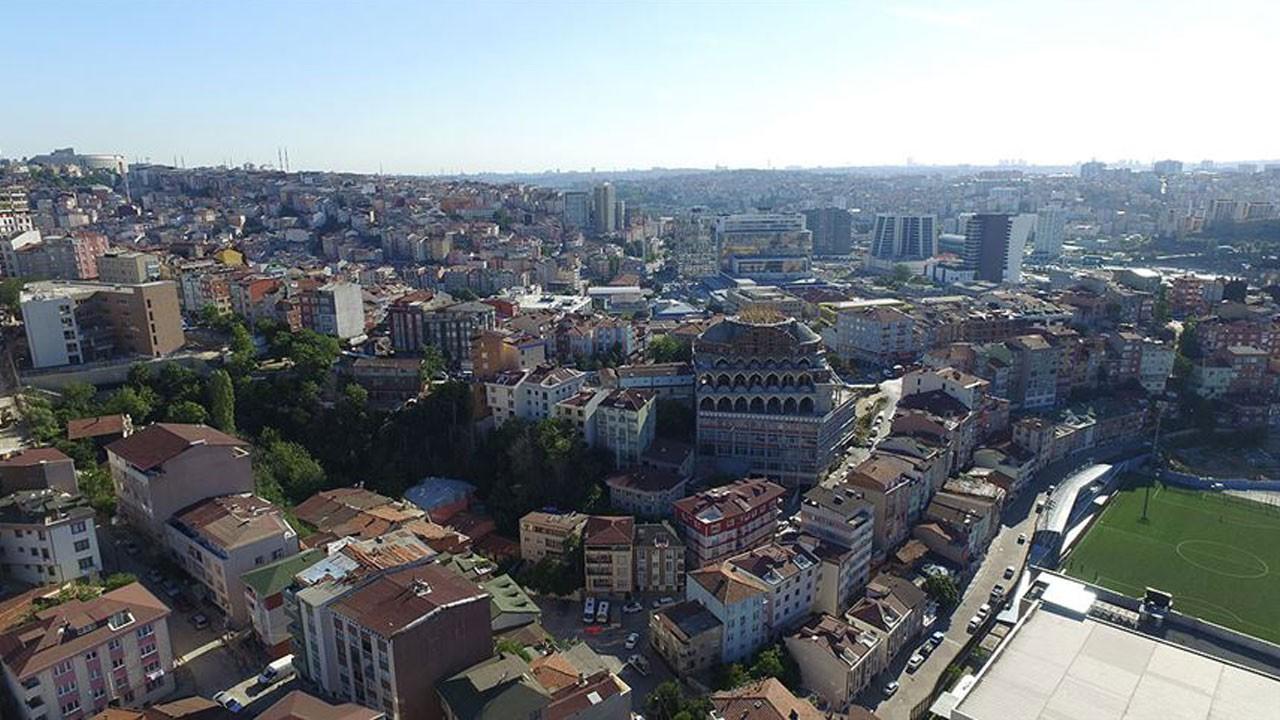 İstanbul'da bazı alanlar