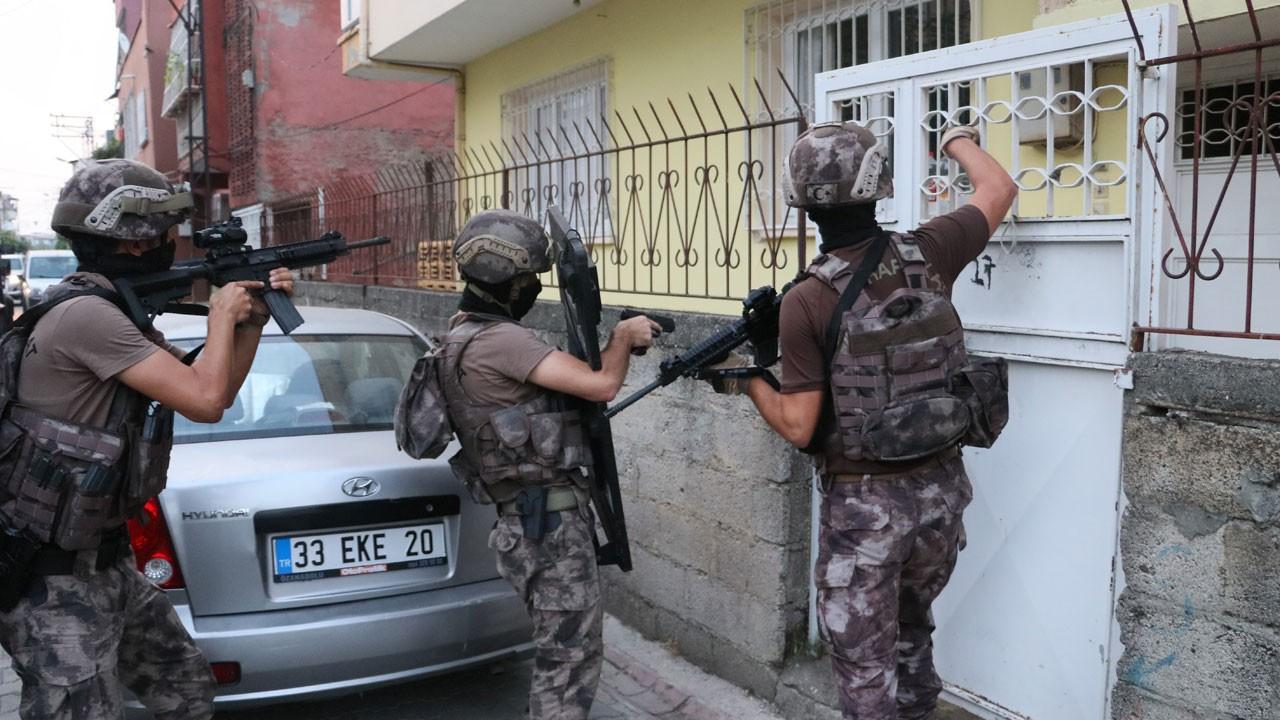 Adana'da DHKP-C operasyonu