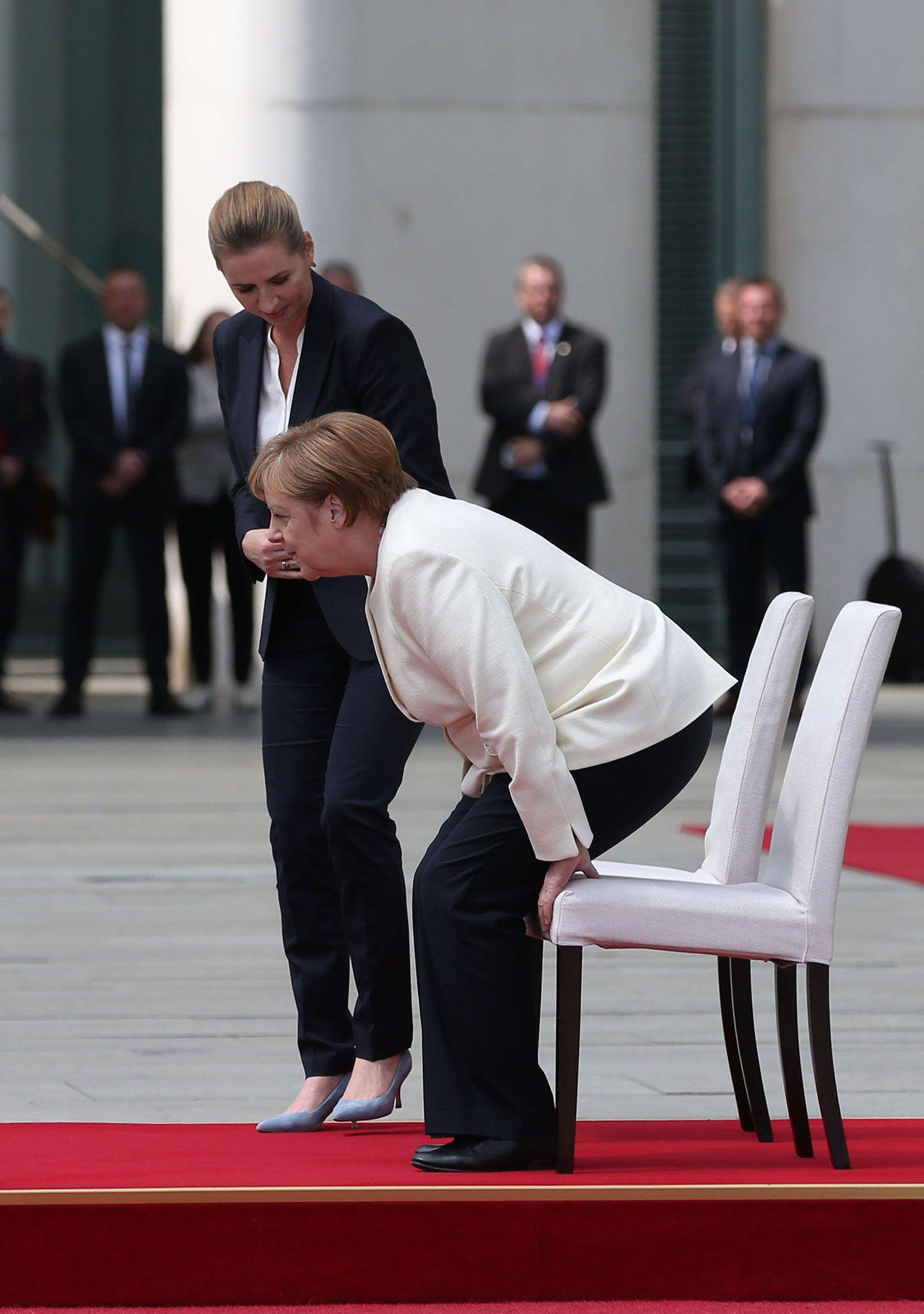 Merkel'e sandalyeli önlem - Sayfa 3