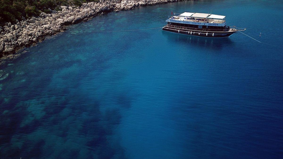 Türkiye'nin tatil cenneti Kaş'a bir de böyle bakın - Sayfa 4