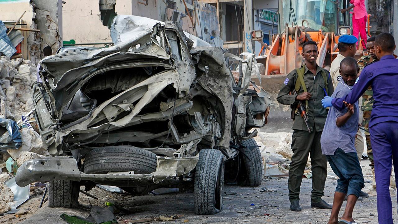 Somali'de korkunç terör saldırısı