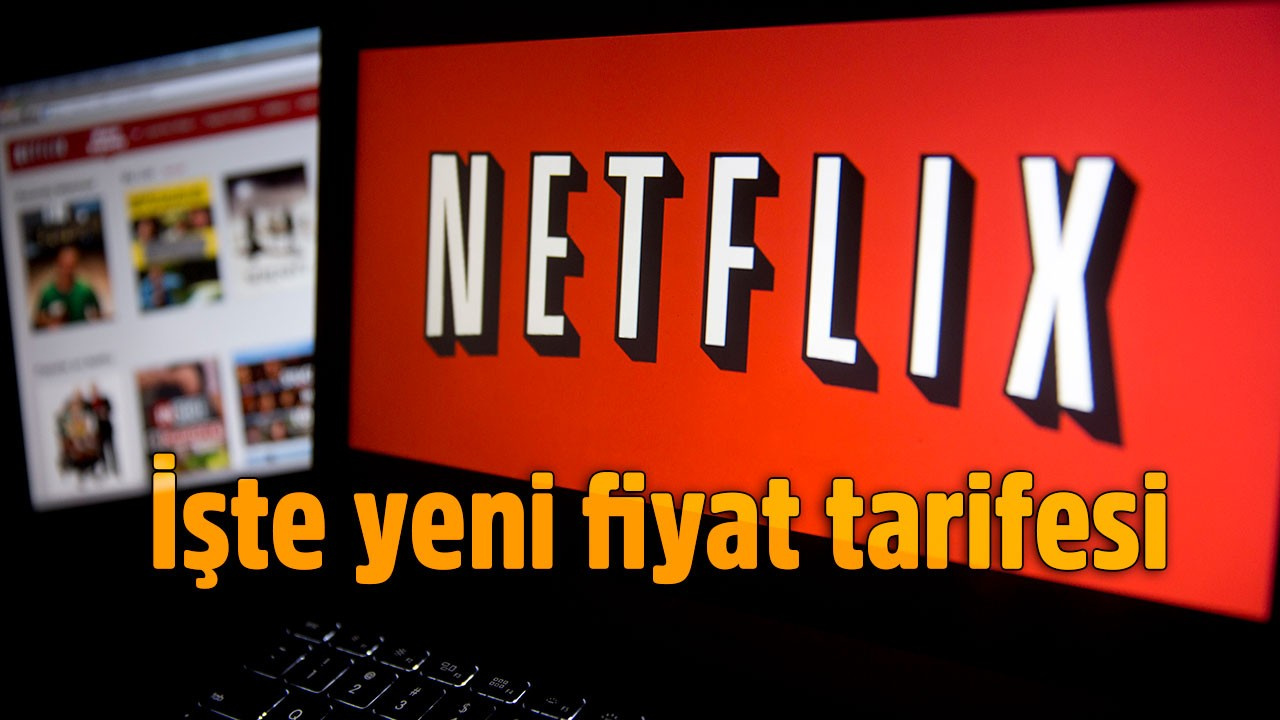 Netflix zammı resmen duyurdu