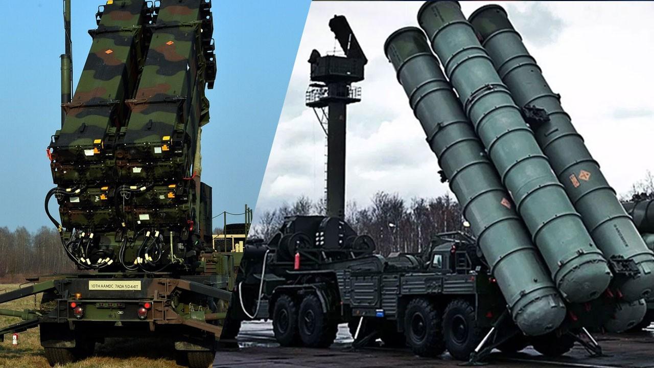 ABD ve NATO ile gerilime neden olan S400 ve Patriot arasındaki farklar neler? Hangisi daha güçlü?