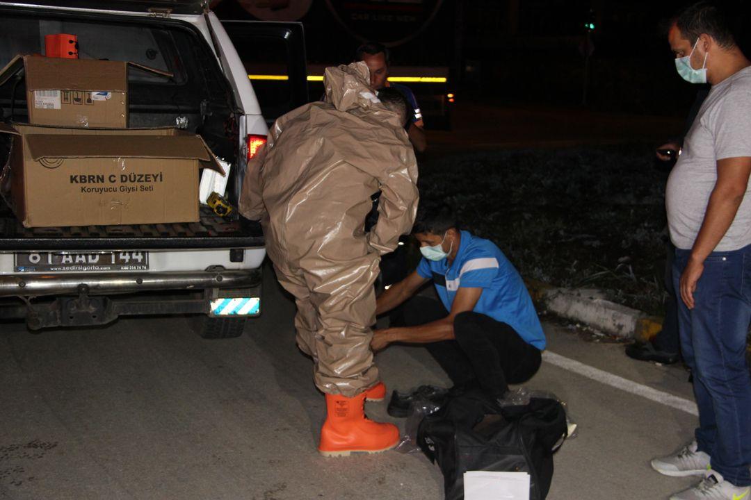 D-100'de polisi ve AFAD'ı alarma geçiren olay! - Sayfa 4