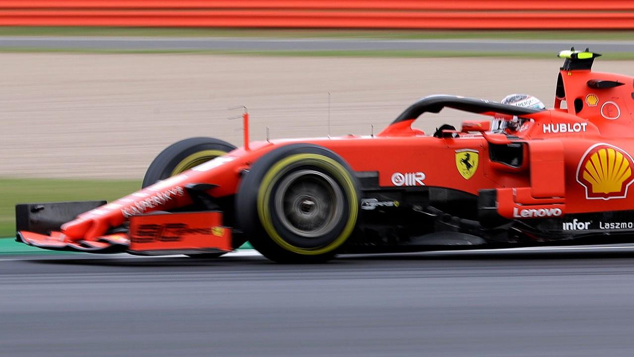 Ferrari takımının tırından kaçak göçmen çıktı!