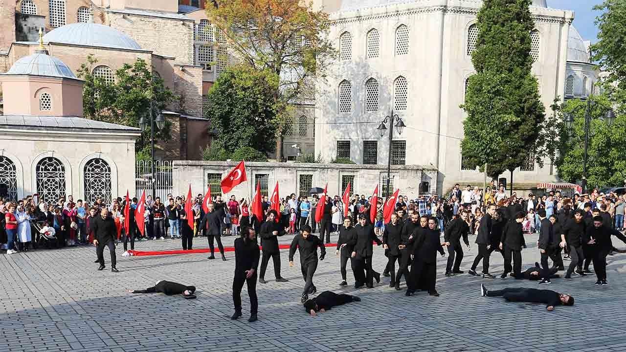 Londra ve İstanbul'da nefes kesen kareografi