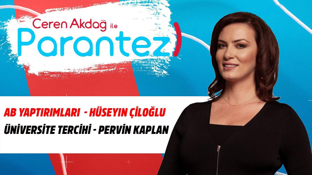 Ceren Akdağ ile Parantez - 16.07.2019